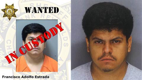 Arrestan a hispano que estaba en la lista de los más buscados de Cherokee