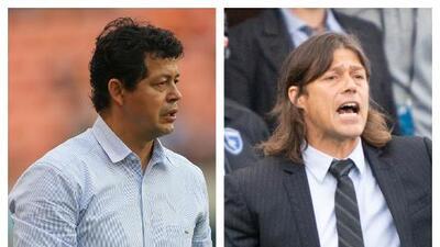 Wilmer Cabrera vs Matías Almeyda: choque de mundialistas sudamericanos como técnicos en MLS