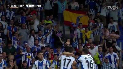¡GOOOL! Matías Vargas anota para Espanyol