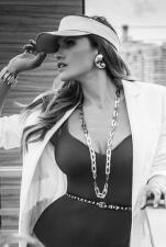 Lola Ponce recuperó su sexy figura