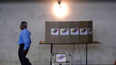 La reelección de Maduro es criticada por varios países que señalaron la falta de garantías democráticas
