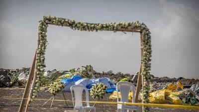 Último adiós a la única mexicana que murió en el accidente aéreo de Etiopía