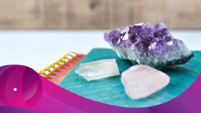 Cristales o cuarzos que deberías tener en el trabajo