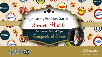 Reglas Oficial- Univision Te Regala un Smart Watch