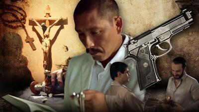 Entre balas y rosarios, así es la fe de los narcos en 'El Chapo'