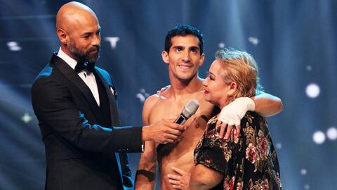 Rommel Pacheco, un campeón que reconoce el apoyo de su madre