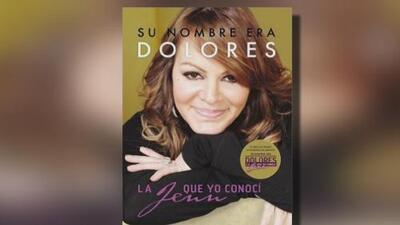 'Su nombre era Dolores: la Jenn que yo conocí', el libro que lo llevará a la intimidad de Jenni Rivera