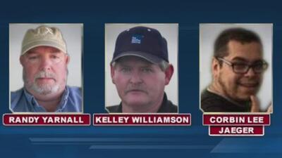Tres personas mueren en un accidente que involucró a dos vehículos en el condado Dickens