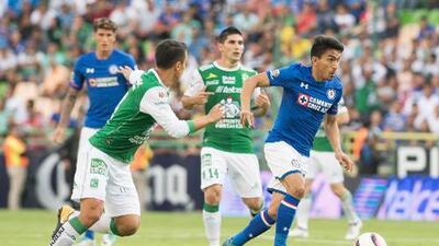 Cómo ver Cruz Azul vs. León en vivo, por la Liga MX