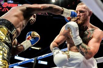 En fotos: ¿Qué aprendió Conor McGregor hace un año en su pelea con Mayweather?