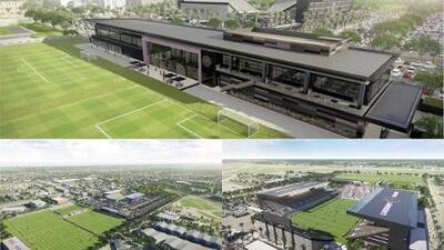 Así lucirán las impresionantes instalaciones del Inter de Miami