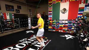 """'Canelo' Álvarez: """"Estoy listo para cualquier estilo de pelea"""""""
