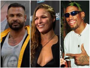 Ronda Rousey y otros deportistas que saltaron de sus disciplinas a la WWE