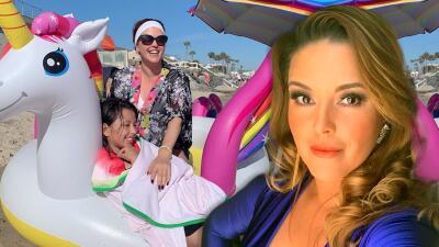 Dinorah no será hija única: Alicia Machado quiere un varón y ya le tiene nombre