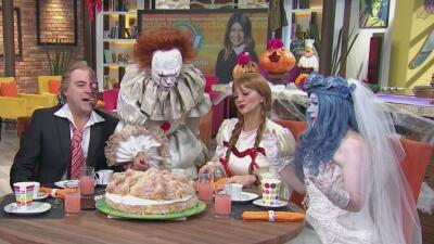 Disfraces terroríficos: Así recibimos el Halloween en HOY