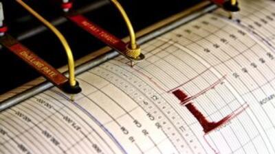 Se registra temblor de magnitud 4.21 al noroeste de Aguadilla