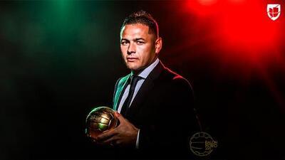 Pablo Aguilar: ganador del Balón de Oro al Mejor Defensa