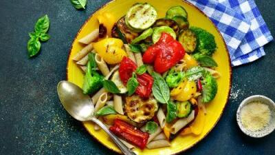 Pasta integral con coliflor y brócoli | Reto 28