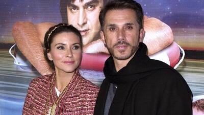 Sergio Mayer asegura que no le importa que su esposa haya sido novia de Luis Miguel