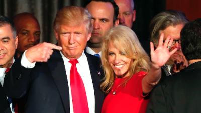 Kellyanne Conway, asesora de Trump, violó la ley y debería ser removida de la Casa Blanca, según una investigación federal