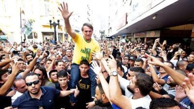 Bolsonaro arrasa en las urnas y coloca al gobierno de Brasil en ruta a la extrema derecha