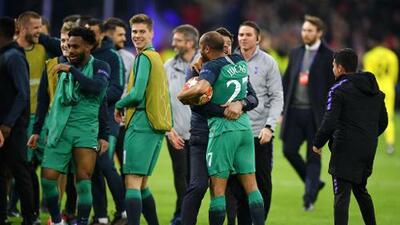 Tottenham jugará su primera Final de UEFA Champions League