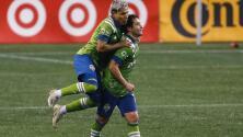 El Resumen: Seattle Sounders repitió la dosis y volvió a ser 'verdugo' del LAFC de Carlos Vela