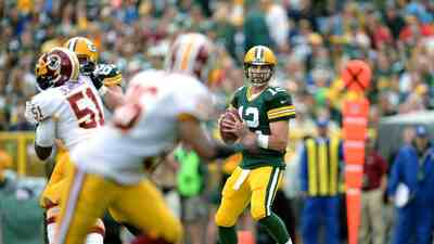 Plan de juego Green Bay Packers – Washington Redskins