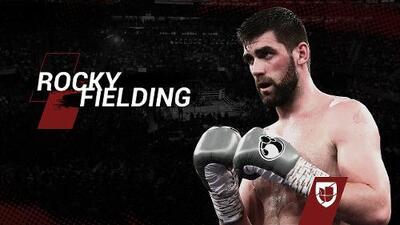 Este es Rocky Fielding, el 'desconocido' rival de 'Canelo' Álvarez