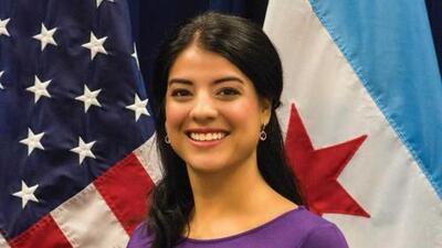 ¿Quién es Anna Valencia y qué hace? La candidata única al puesto para Secretaria Municipal