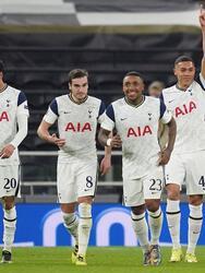 Tottenham golea en casa 4-1 al Wolfsberg, dejando un global de 8-1 y califica a Octavos de Final de la UEFA Europa League. Los goles de este encuentro corrieron a cargo de Dele Alli, un doblete de Vinicius y, para cerrar, Gareth Bale también participó con un gol en este encuentro.