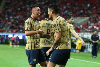 En fotos: Lo mejor y lo peor de la Jornada 12 del Apertura 2018 en la Liga MX