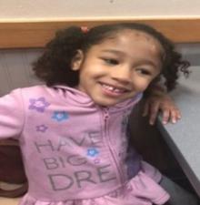 Emiten alerta Amber en Houston por el secuestro de una niña de 5 años