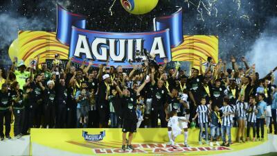 Atlético Nacional se proclama campeón del fútbol colombiano