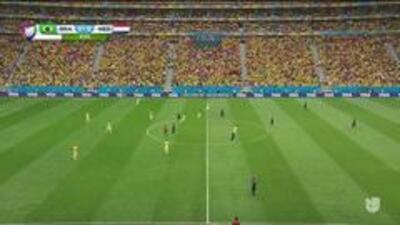 Highlights:Holanda at Brasil on July 12, 2014