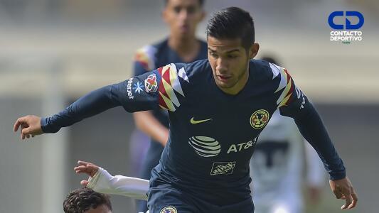 El jugador del América que enfrentará a sus compañeros en el Azteca