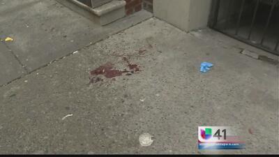 Asesinan a puñaladas a joven en medio de asalto