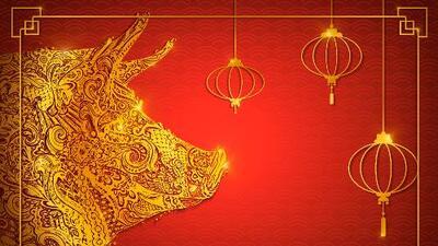 ¡Feliz año nuevo chino! El 'Cerdo De Tierra' nos trae estabilidad y retos