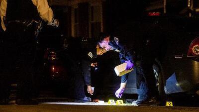 Siete muertos y más de 46 heridos en otro fin de semana violento en Chicago