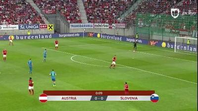 Highlights: Slovenia at Austria on June 7, 2019