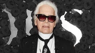 Muere el modisto Karl Lagerfeld, icónico diseñador de la firma francesa Chanel