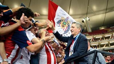 Jorge Vergara quería que Chivas fuera a la Copa Oro