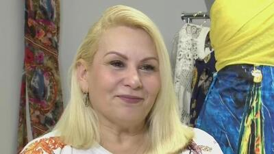 De vivir en un sótano a diseñar su propia línea de ropa, la historia de éxito de una madre cubana