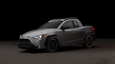 La Yaris Adventure 2020 es la micropickup que nadie esperaba de Toyota