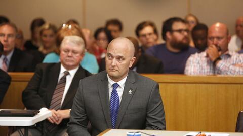 Exoficial de Balch Springs a la espera de conocer su sentencia
