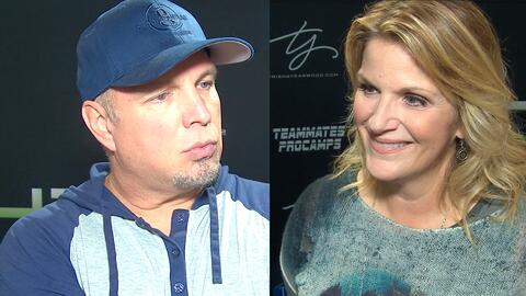 Se espera lleno total en conciertos de Garth Brooks y su esposa Trisha Yearwood