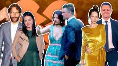 Amores fugaces: estos noviazgos famosos fueron tan breves que casi no los recordamos