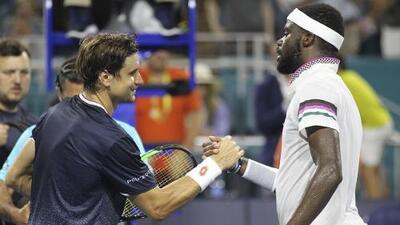 Hasta aquí: David Ferrer cae ante Frances Tiafoe y queda eliminado del Miami Open