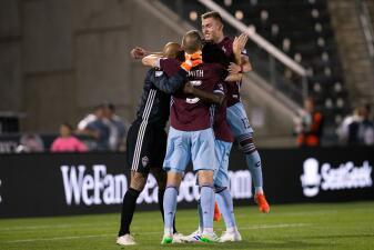 En fotos: Colorado Rapids sorprende a Los Angeles FC y lo derrota como local