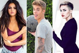 Selena y Miley, ¿embarazadas de Justin?